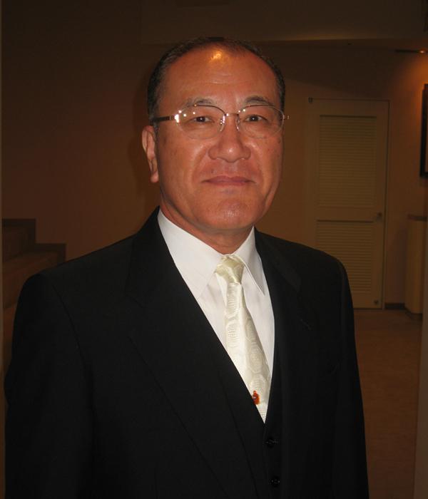 上越スチール販売株式会社 創業者 小川 惠一郎